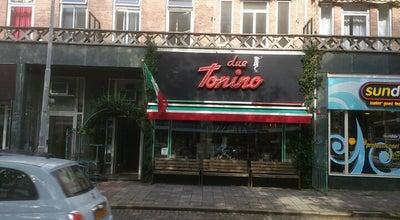 Photo of Italian Restaurant Due Tonino at Goudsesingel 67, Rotterdam 3031 EE, Netherlands