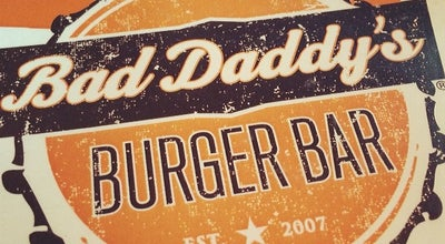 Photo of Burger Joint Bad Daddy's Burger Bar at 3300 Village Market Pl, Morrisville, NC 27560, United States
