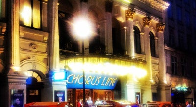 Photo of Theater The London Palladium at 1-4 Argyll St, Soho W1F 7TF, United Kingdom