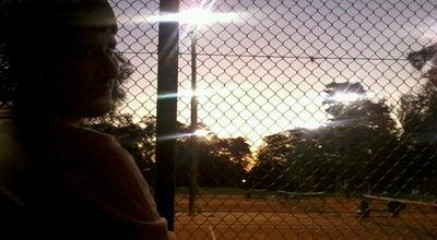 Photo of Tennis Court Cancha Tenis Parque Rodó at Julio Herrera Y Reissig, Montevideo 11100, Uruguay