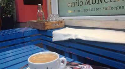 Photo of Coffee Shop emilo DER LADEN at Buttermelcherstr. 5, Munich 80469, Germany