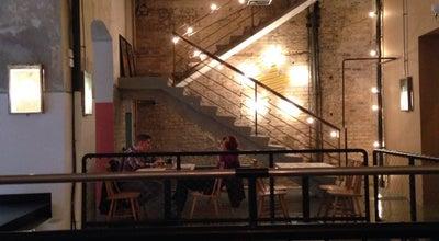 Photo of Modern European Restaurant Bordo Bisztro at Nagymezo Utca 3., Budapest 1065, Hungary