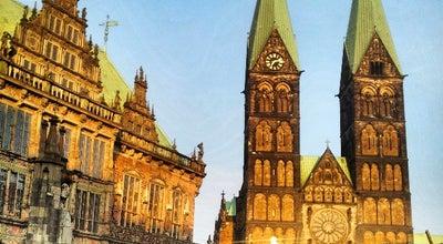 Photo of Monument / Landmark Marktplatz at Bremen, Germany