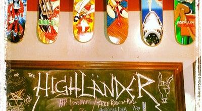 Photo of Nightclub The Highlander at 931 Monroe Dr Ne, Atlanta, GA 30308, United States