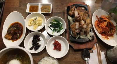 Photo of Korean Restaurant Five Senses at 9 W 32nd St, New York, NY 10001, United States