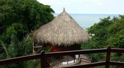 Photo of Hotel Eco-Habs at Parque Nacional Natural Tayrona, Tayrona National Park, Colombia
