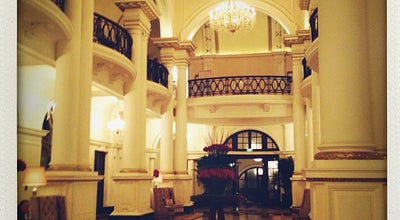 Photo of Hotel Waldorf Astoria Shanghai on the Bund at 2 Zhongshan Rd. East-1, Shanghai, Sh 200002, China