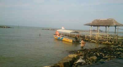 Photo of Beach Pantai Tirtamaya at Limbangan, Juntinyuat 45256, Indonesia