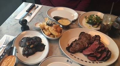 Photo of American Restaurant Zelman Meats at 2 St. Annes Court, London W1F 0AZ, United Kingdom