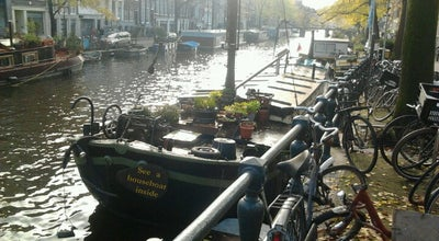 Photo of Tourist Attraction Houseboat Museum (Woonboot Museum) at Opposite Prinsengracht 296, Amsterdam 1016 HW, Netherlands