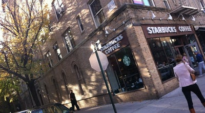 Photo of Coffee Shop Starbucks at 93 Greenwich Avenue, New York, NY 10014, United States