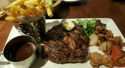 Photo of Steakhouse Miller & Carter The Hayes at 9-11 The Hayes, Cardiff CF10 1AH, United Kingdom