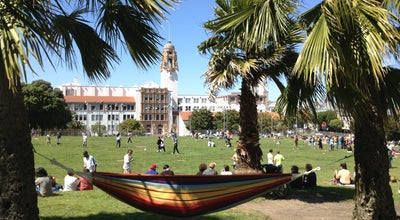 Photo of Park Mission Dolores Park at Dolores Street, San Francisco, CA 94110, United States