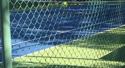 Photo of Tennis Court Tenis at San Pedro Garza García, Mexico