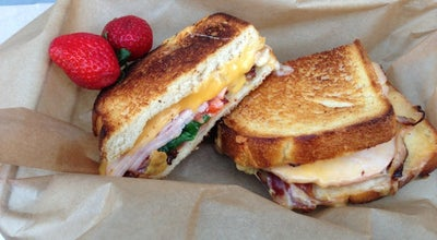 Photo of American Restaurant The American Grilled Cheese Kitchen at 1 S Park St, San Francisco, CA 94107, United States