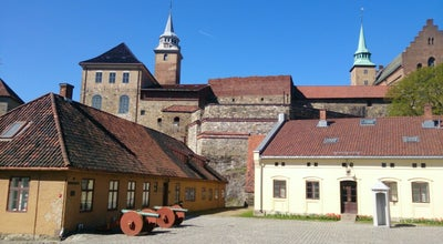 Photo of Castle Akershus festning at Festningsplassen, Oslo 0150, Norway