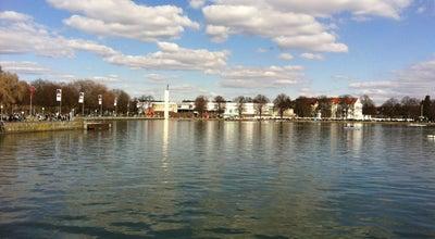 Photo of Lake Maschsee at Arthur-menge-ufer, Hannover 30169, Germany