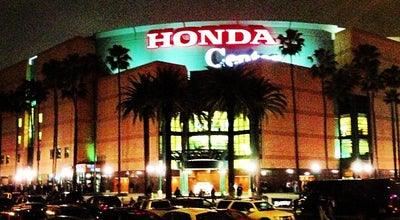 Photo of Hockey Arena Honda Center at 2695 E Katella Ave, Anaheim, CA 92806, United States