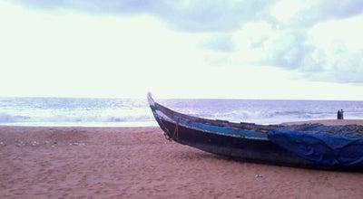 Photo of Beach Shanghumukham Beach at Trivandrum, India