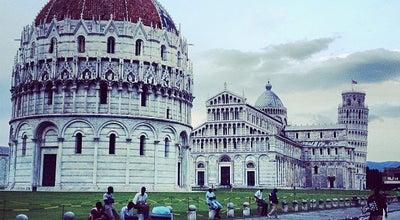 Photo of Monument / Landmark Piazza dei Miracoli at Piazza Dei Miracoli, Pisa 56126, Italy