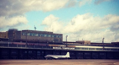 Photo of Historic Site Flughafen Berlin Tempelhof at Platz Der Luftbrücke, Berlin 12101, Germany