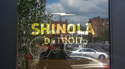Photo of Tourist Attraction Shinola Bicycles at West Canfield, Detroit, MI 48201, United States