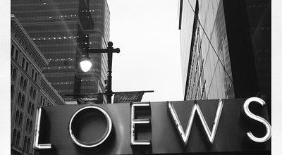 Photo of Hotel Loews Philadelphia Hotel at 1200 Market St, Philadelphia, PA 19107, United States