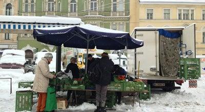 Photo of Tourist Attraction Karmelitermarkt at Leopoldsgasse 45, Vienna 1020, Austria