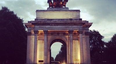 Photo of Monument / Landmark Wellington Arch at Apsley Way, Hyde Park Corner, London W1J 7JZ, United Kingdom