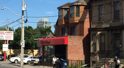 Photo of Restaurant Retsina Restaurant at 209 Gerrard St E, Toronto M5A 2E7, Canada