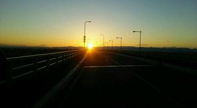 Photo of Bridge 太郎右衛門橋 at 川田谷, 桶川市, Japan