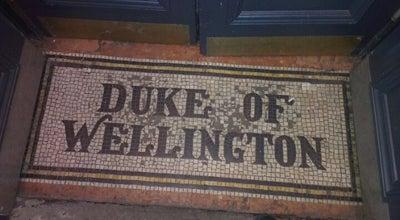 Photo of Bar Duke of Wellington at 119 Balls Pond Road, London N1 4BL, United Kingdom