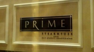 Photo of American Restaurant Prime Steakhouse at 3600 Las Vegas Blvd S, Las Vegas, NV 89109, United States