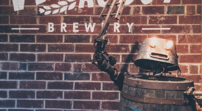 Photo of Brewery Wooden Robot Brewery at 1440 S Tryon St, Charlotte, NC 28203, United States