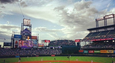 Photo of Baseball Stadium Coors Field at 2001 Blake St, Denver, CO 80205, United States