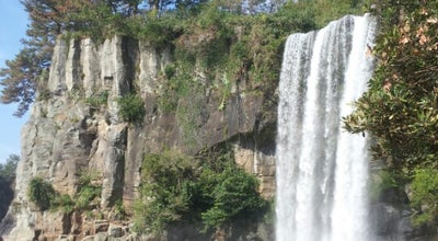 Photo of Other Great Outdoors Jeongbang Waterfall at 동홍동, Seogwipo 697-835, South Korea