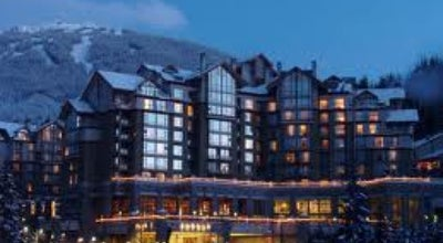 Photo of Hotel Hilton Whistler Resort & Spa at 4050 Whistler Way, Whistler, BC V0N 1B4, Canada