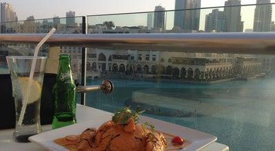 Photo of Cafe Joe's Cafe at Dubai Mall Upper Deck Rd, Dubai, United Arab Emirates