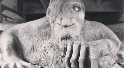 Photo of Monument / Landmark Fremont Troll at North 36th St., Seattle, WA 98103, United States