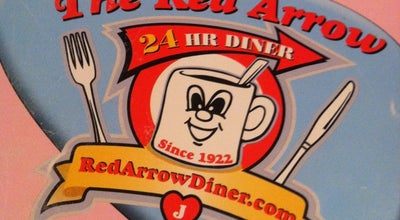 Photo of American Restaurant Red Arrow Diner at 61 Lowell St, Manchester, NH 03101, United States