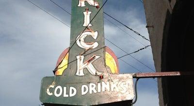 Photo of Nightclub The Brick Saloon at 100 W Pennsylvania Ave, Roslyn, WA 98941, United States