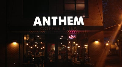 Photo of American Restaurant Anthem Coffee and Tea at 210 W Pioneer, Puyallup, WA 98371, United States