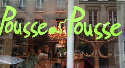 Photo of Vegetarian / Vegan Restaurant Pousse Pousse at 5-7 Rue Notre-dame De Lorette, Paris 75009, France