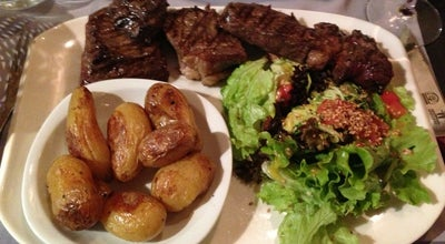 Photo of Steakhouse Santa Carne at 24 Rue Des Tournelles, Paris 75004, France