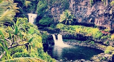 Photo of General Travel 7 Sacred Pools @ Haleakala State Park at Hana, HI 96713, United States
