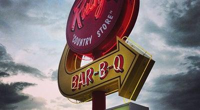 Photo of American Restaurant Rudy's at 2321 Carlisle Blvd Ne, Albuquerque, NM 87110, United States