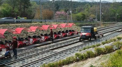 Photo of Park Gangchon RailPark at South Korea