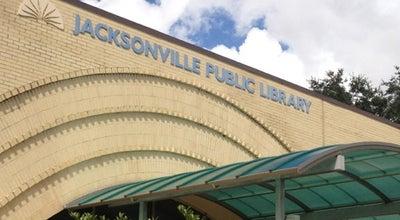 Photo of Library Jacksonville Library Webb Wesconnett at 6887 103rd St, Jacksonville, FL 32210, United States