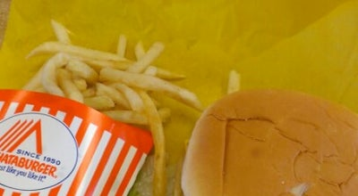 Photo of Burger Joint Whataburger at 7760 S Olympia Ave, Tulsa, OK 74132, United States