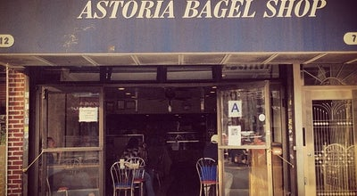 Photo of Restaurant Astoria Bagel Shop & Deli at 2812 Ditmars Blvd, Astoria, NY 11105, United States